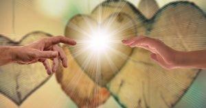 amore come relazione tra l'umano e il divino