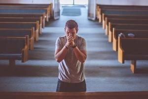 Dio e io attraverso il peccato